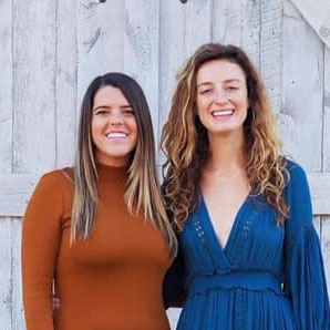 Aimee Batuski & Ellie Shepley Montgomerie
